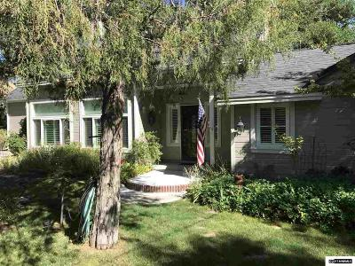 Washoe County Single Family Home Active/Pending-House: 785 Andrew Lane
