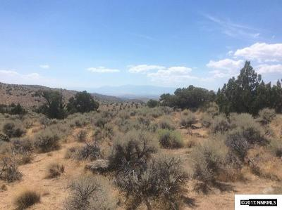 Reno Residential Lots & Land For Sale: 4900 Cactus Canyon Road
