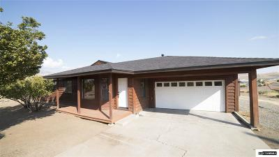 Washoe County Single Family Home For Sale: 180 Silverstone Pl