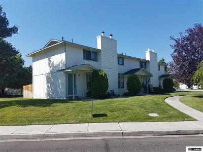 Gardnerville Multi Family Home For Sale: 1488 Douglas #1-4