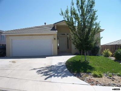Washoe County Single Family Home Price Reduced: 3446 Fairway Court