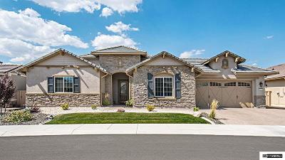 Reno Single Family Home For Sale: 2245 Arpagos Lane