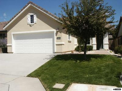 Washoe County Single Family Home Active/Pending-Loan: 1340 Meridian Ranch Dr.