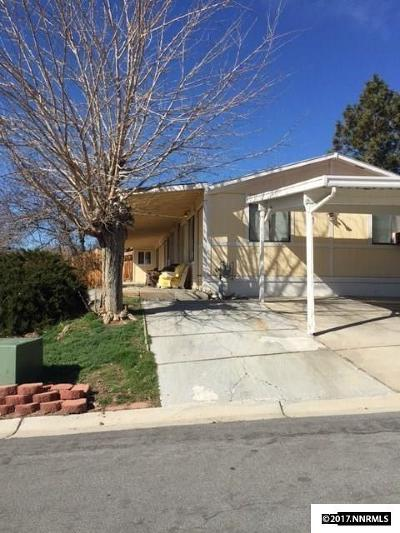 Reno Manufactured Home Active/Pending-Call: 2735 Daffodil Way
