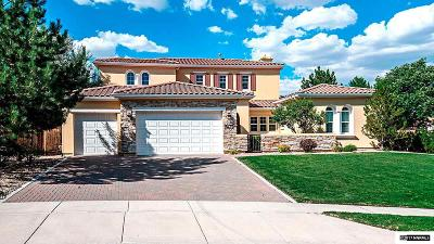 Washoe County Single Family Home For Sale: 8475 Fairway Chase Trail