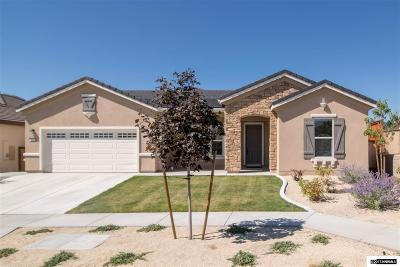 Reno Single Family Home For Sale: 845 Larrimore Trail