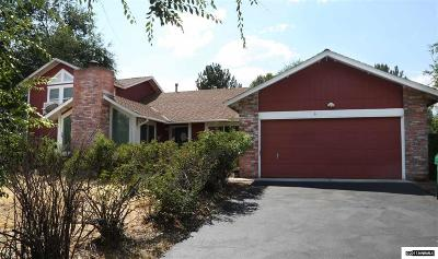 Washoe County Single Family Home For Sale: 12465 Overbrook Ct.