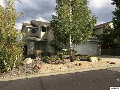 Reno Single Family Home For Sale: 2270 Wide Horizon