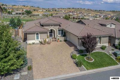 Washoe County Single Family Home Active/Pending-Call: 1728 Fairway Hills Trail