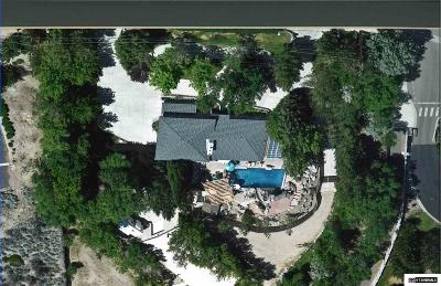 Carson City Single Family Home Active/Pending-Call: 2490 Ash Canyon Rd