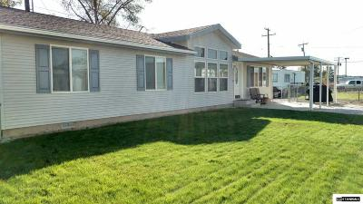 Battle Mountain Manufactured Home For Sale: 71 E 8th Street