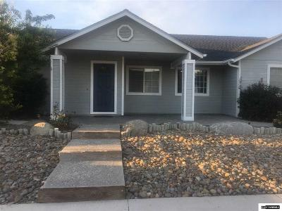 Gardnerville Single Family Home Active/Pending-Call: 1354 Westminster Place