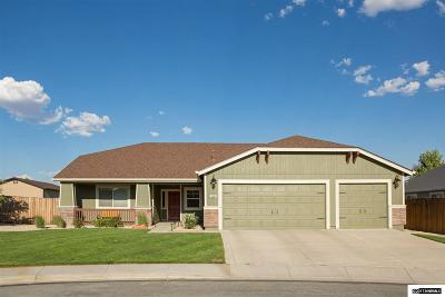 Sparks Single Family Home For Sale: 2294 Gorget Ct.