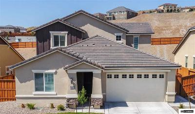 Washoe County Single Family Home Active/Pending-House: 2517 Michelangelo Dr.