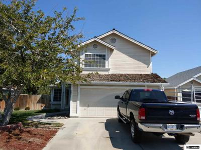 Fallon Single Family Home Active/Pending-Loan: 1041 Andrew Ln.