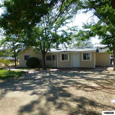 Silver Springs Single Family Home For Sale: 3925 Cypress Street