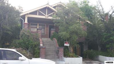 Reno Multi Family Home For Sale: 1347 Terrace