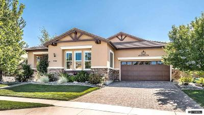 Washoe County Single Family Home For Sale: 7780 Harvest Hill Ln
