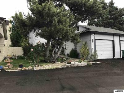 Washoe County Condo/Townhouse Active/Pending-Loan: 2441 Marjay Ct