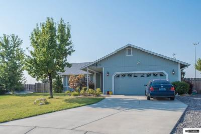 Sparks Single Family Home Active/Pending-Loan: 1110 Starling Ct