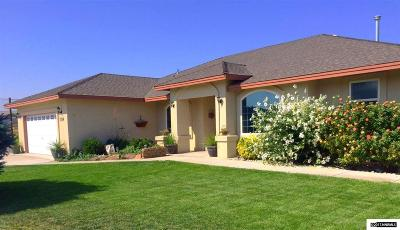 Fernley Single Family Home Active/Pending-Loan: 1714 Ralph Court