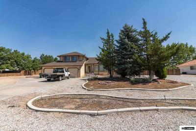 Sparks Single Family Home For Sale: 8930 Benedict Drive