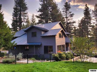 Washoe County Single Family Home For Sale: 16750 Evergreen Hills Drive