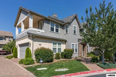 Washoe County Single Family Home For Sale: 7661 Stone Bluff Way