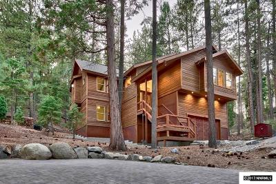 Zephyr Cove Single Family Home Price Reduced: 642 Canyon
