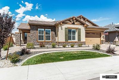 Washoe County Single Family Home For Sale: 2305 Arpagos Lane