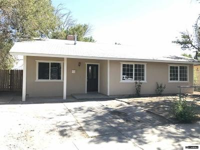 Reno Single Family Home Active/Pending-Loan: 750 Southworth Drive