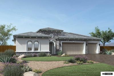Single Family Home For Sale: 2423 Sparstone Drive #Lot 0009