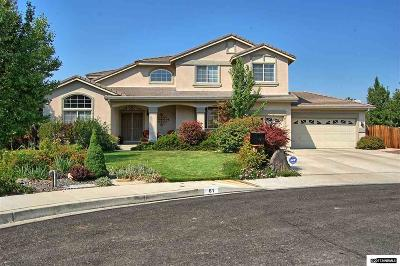 Single Family Home Active/Pending-Loan: 81 Foxtail