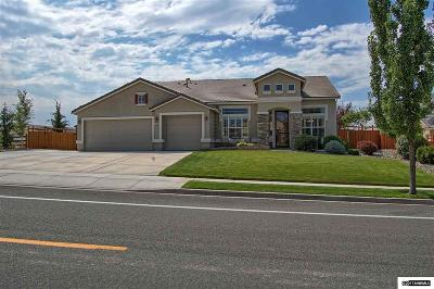 Sparks Single Family Home Active/Pending-Loan: 7440 Lacerta Drive