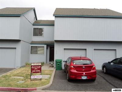 Sparks Condo/Townhouse Active/Pending-Loan: 2574 Garfield Dr.