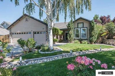 Sparks Single Family Home Price Reduced: 1696 Southview