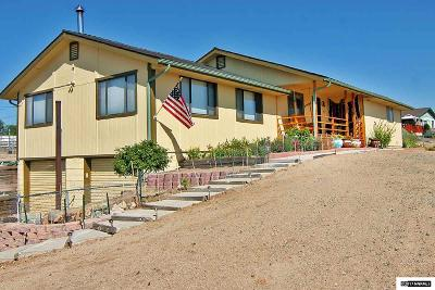 Reno Single Family Home For Sale: 11495 Carlsbad