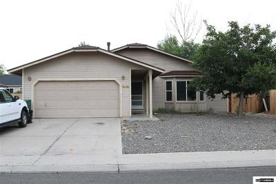 Gardnerville Single Family Home For Sale: 656 Bowles