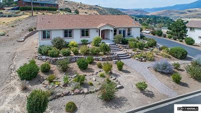 Washoe County Single Family Home For Sale: 1110 Reese Way