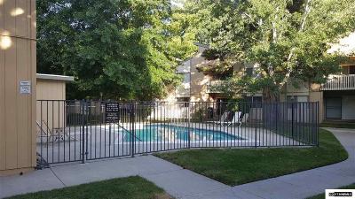 Reno Condo/Townhouse Active/Pending-Loan: 2300 W Dickerson #50