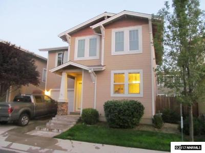 Gardnerville Single Family Home Active/Pending-Call: 1268 Woodside
