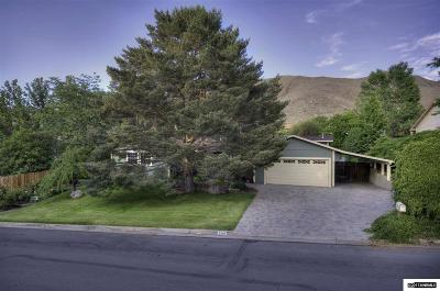 Single Family Home Active/Pending-Loan: 2190 Parkway Drive