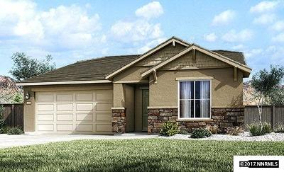 Washoe County Single Family Home For Sale: 1810 Samantha Crest