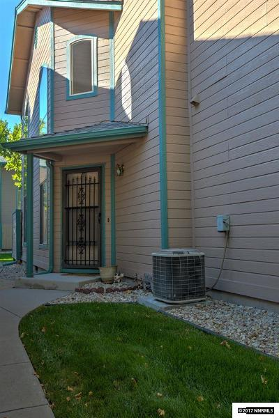 Carson City County Condo/Townhouse Active/Pending-House: 1715 Jamie