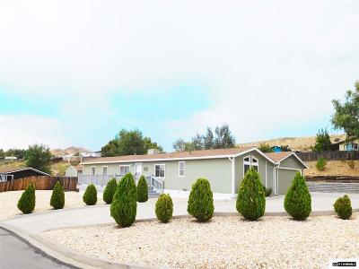 Reno Manufactured Home For Sale: 1465 Kate Ln