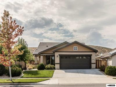 Washoe County Single Family Home Active/Pending-Call: 1255 W Del Webb Parkway