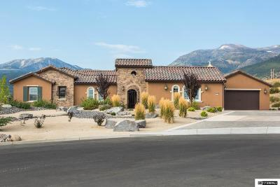 Washoe County Single Family Home For Sale: 5640 De Maitre Court