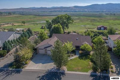 Reno, Sparks, Carson City, Gardnerville Single Family Home For Sale: 1631 Buzzy's Ranch Road