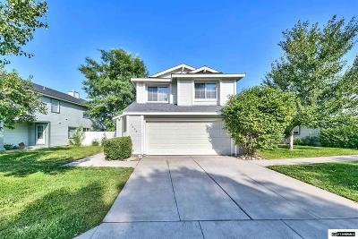 Washoe County Single Family Home For Sale: 7554 Wheeldale Circle