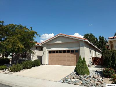 Sparks Single Family Home For Sale: 1470 Vicenza Drive